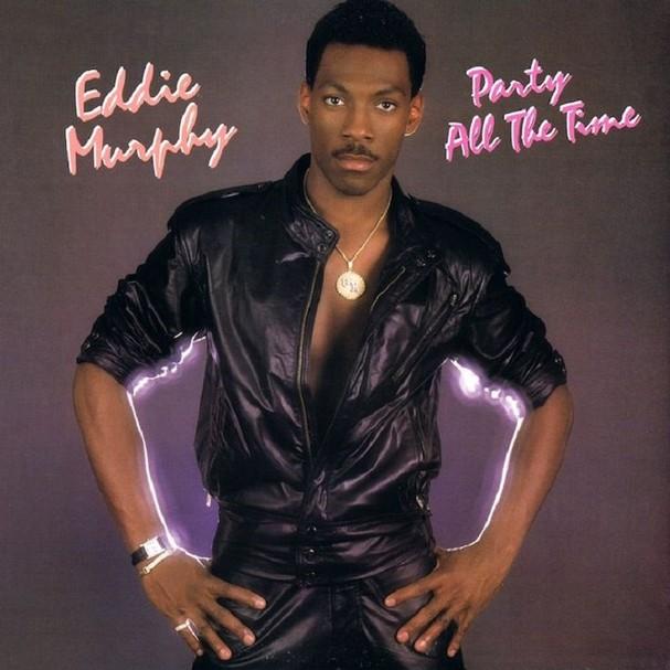 Eddie Murphy - 'Party All the Time' (Foto: Divulgação)