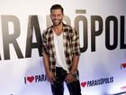 Elenco participa de festa de 'I love Paraisópolis' em São Paulo
