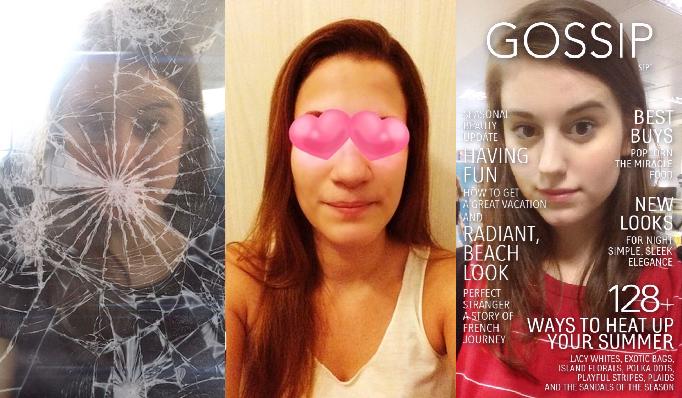 Filtros desaparecem do Snapchat (Foto: Reprodução/Juliana Pixinine)