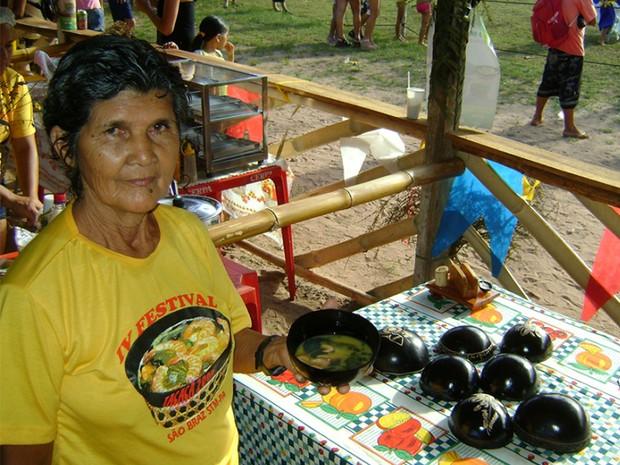 Festival acontece há mais de 10 anos na comunidade (Foto: Luís Gustavo/Ascom Incra/Divulgação)