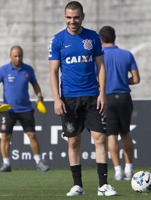 Bruno Henrique Corinthians (Foto: Daniel Augusto Jr. / Agência Corinthians)