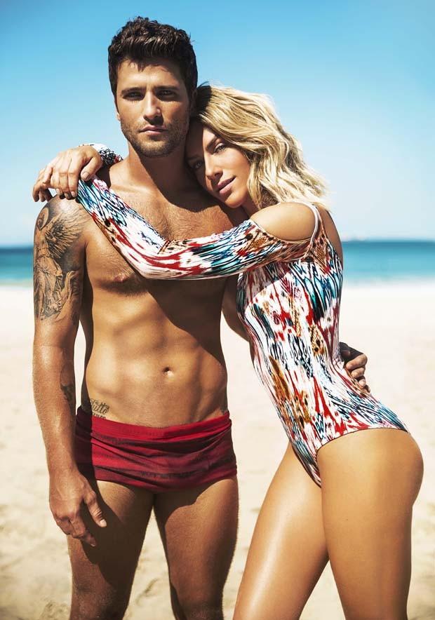 Bruno Gagliasso e Giovanna Ewbank (Foto: André Nicolau / Divulgação)
