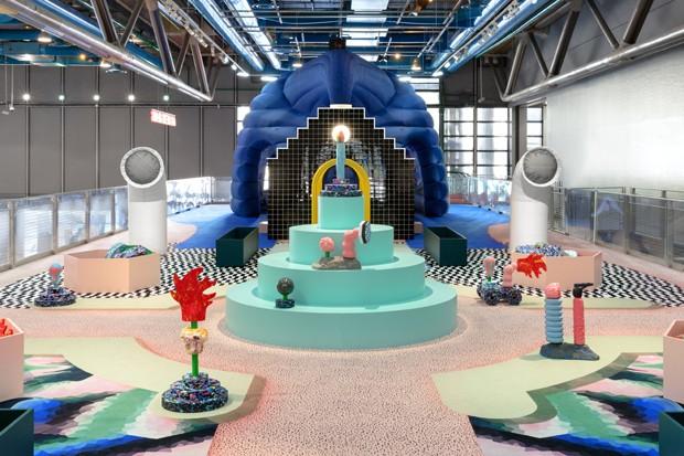Centro Pompidou celebra 40 anos com exposição para crianças (Foto: ©Michel-Giesbrecht)