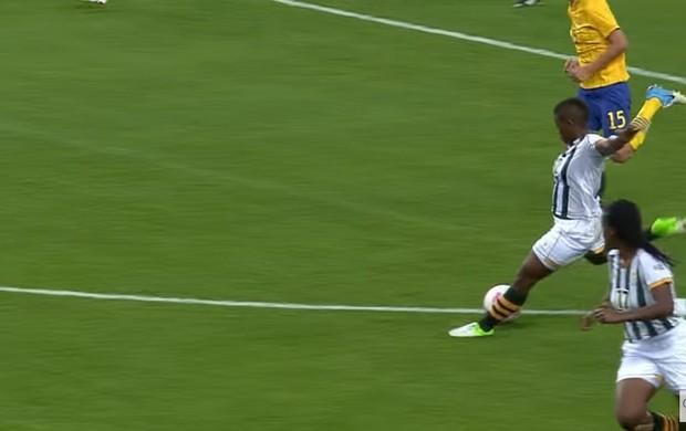 Portia Modise levou gol mais bonito dos Jogos 2012