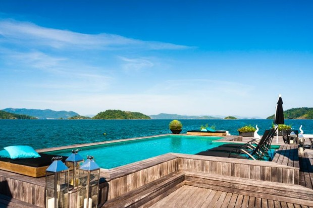 Pousada em ilha no RJ está entre as estadias mais luxuosas do mundo