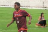Com poucas chances em 2016, Leleu treina para se firmar no Boa Esporte