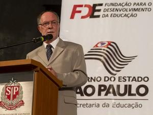 Barjas Negri, ex-prefeito de Piracicaba e presidente daresidente da Fundação para o Desenvolvimento da Educação (FDE) (Foto: Rafael Lasci/A2 Fotografia)