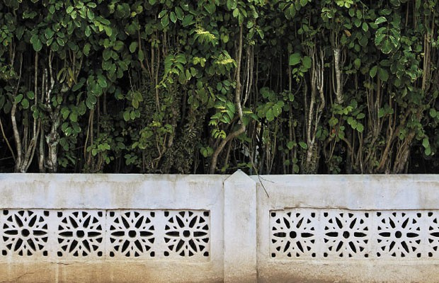 Cobogó é um elemento vazado inventado em Pernambuco no século 20. (Foto: Josivan Rodrigues/ divulgação)