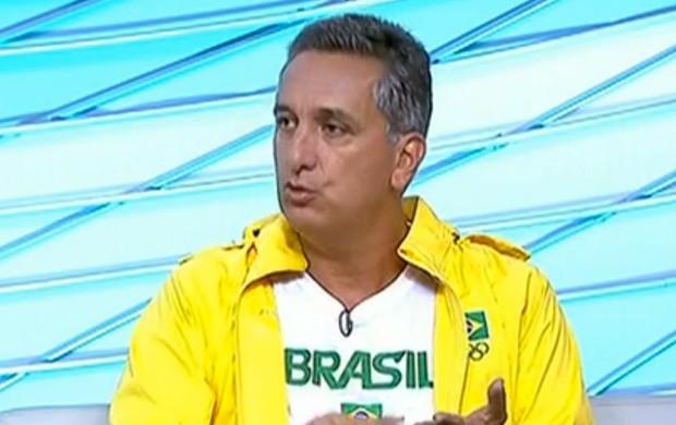 Superintendente do COB diz que Brasil precisa achar seis ou sete novas modalidades para conquistar medalhas (Foto: Reprodução/SporTV)
