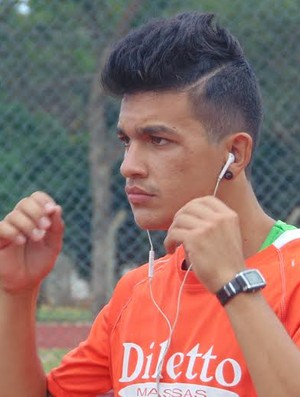 Marcelo Ferreira Neves atletismo Prudente (Foto: Marcos Chicalé / Semepp)