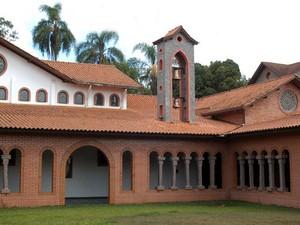 Mosteiro da Ressurreição, Ponta Grossa (Foto: Divulgação/Mosteiro da Ressurreição)
