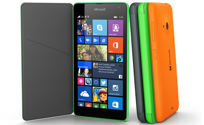 Lumia 535 oferece sistema operacional Windows Phone 8.1 (Foto: Divulgação/Microsoft) (Foto: Lumia 535 oferece sistema operacional Windows Phone 8.1 (Foto: Divulgação/Microsoft))