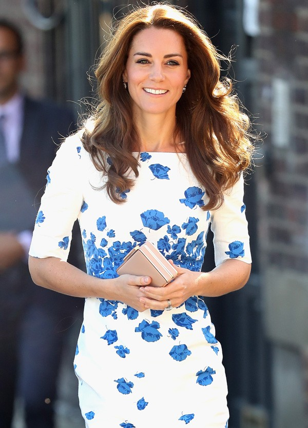 Kate Middleton (Foto: Chris Jackson / Getty Images)