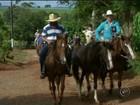 Empresário viaja do RS a SP a cavalo em 90 dias e arrecada dinheiro à Apae