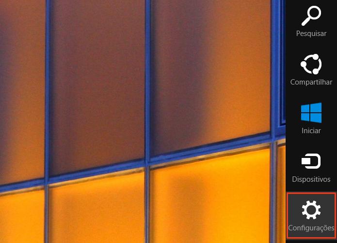 Abra as configurações do Windows (Foto: Reprodução/Paulo Alves)