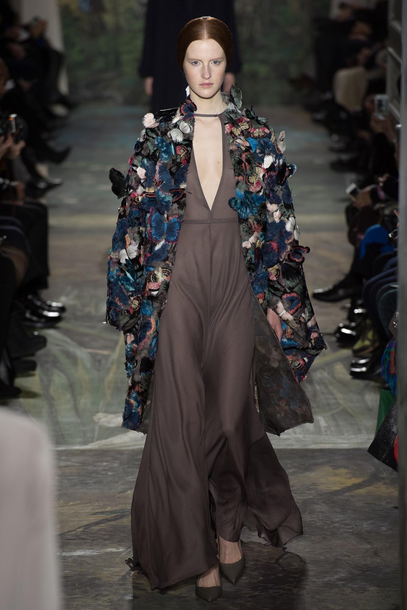 Valentino Couture Spring 2014 (Foto: Divulgação)