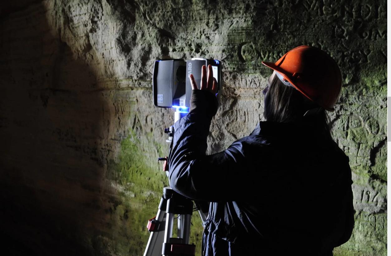 (Foto: University of Bradford/Sculptor's Cave Publication Project)