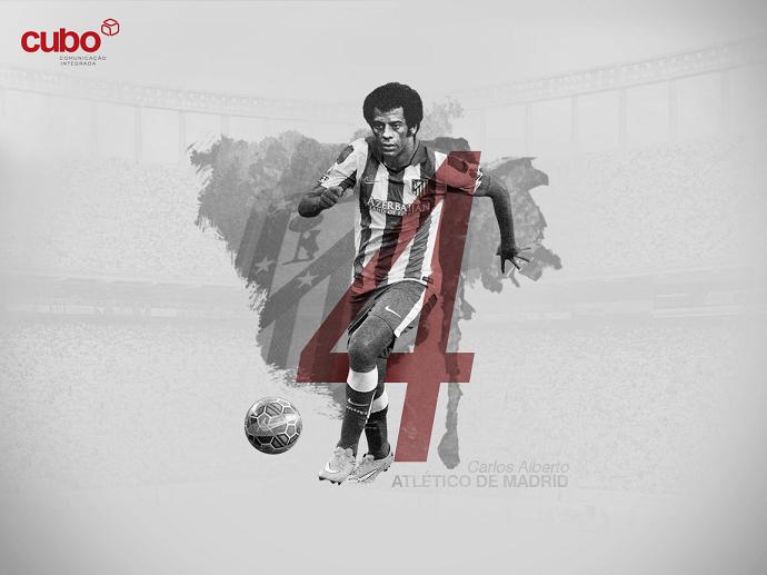 Carlos Alberto Torres - Atletico de Madrid