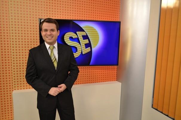 Lyderwan Santos (Foto: TV Sergipe/Divulgação)