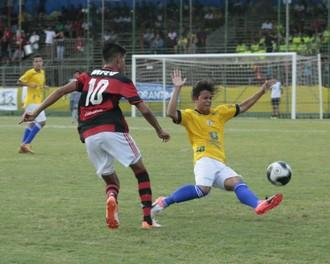 Flamengo x Votorantim, Copa Brasil Infantil de Votorantim (Foto: Divulgação)