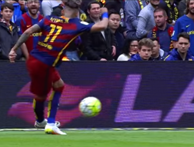"""BLOG: Barça esquenta retorno com """"magia"""" de Neymar contra o Espanyol; confira"""