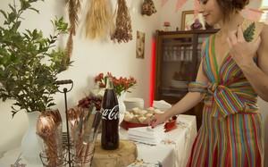 Chris Campos no Coca-Cola Open House