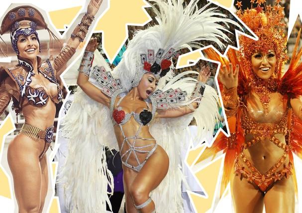 Carnaval Sabrina Sato (Foto: Divulgação)