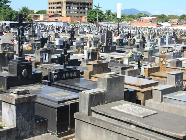 Cemitérios passaram por serviços de manutenção (Foto: Divulgação/ Prefeitura de Campos)