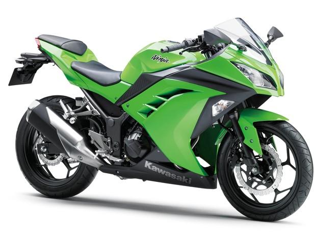Kawasaki Ninja 250R (Foto: Divulgação)