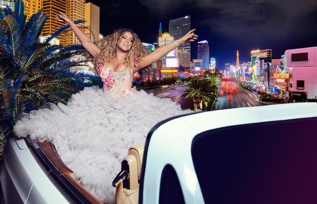 Mariah Carey (Foto: Reprodução )