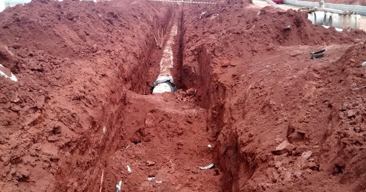 Irmãos morrem soterrados após acidente em obra em Seberi, RS - Globo.com