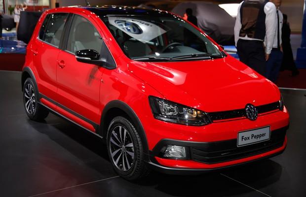 Volkswagen Fox Pepper (Foto: Autoesporte)