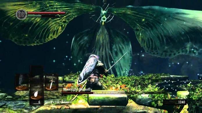 Trave a mira em Moonligh e movimente-se para os lados (Foto:Reprodução/Youtube)