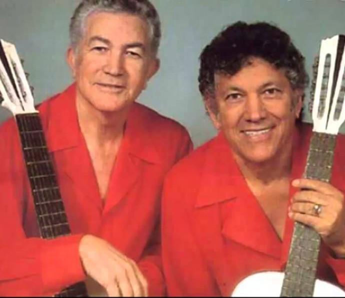 Tonico e Tinoco são homenageados no Mar de Culturas (Foto: Divulgação)