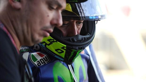 "BLOG: Mundial de MotoGP - Uccio, o confidente de Rossi: ""o ambiente na equipe está fantástico"" - de Simon Patterson para motorcyclenews.com..."