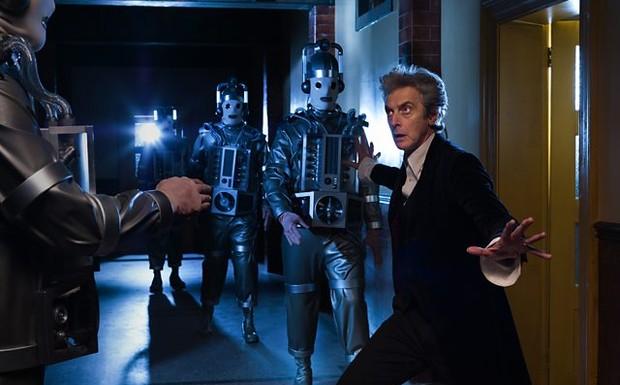 O 12° Doutor vai enfrentar os Cybermen Mondesianos
