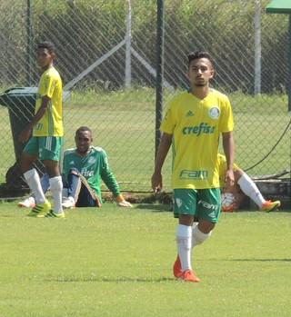 Alan Guimarães Palmeiras (Foto: Felipe Zito)