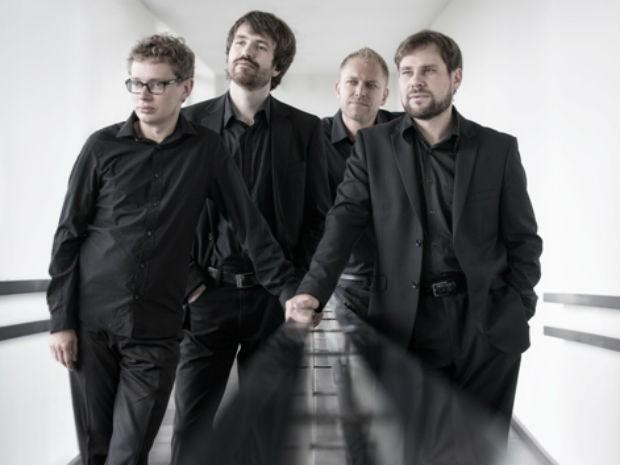 Lutoslawski Quartet (Foto: Magdalena Hueckel/ Divulgação)