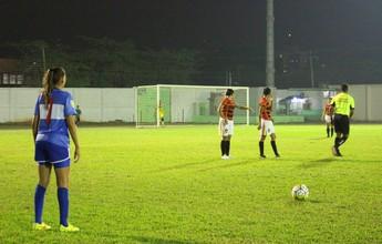 Porto e Atlético-AC empatam em 1 a 1 na estreia da Copa do Brasil Feminino