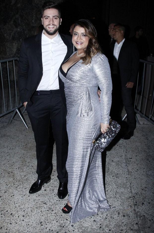 Preta Gil e Rodrigo Godoy (Foto: AgNews / Marcos Ferreira)
