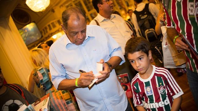 Foto de Carlos Alberto Torres postada pelo Fluminense em seu site oficial (Foto: Divulgação Fluminense)