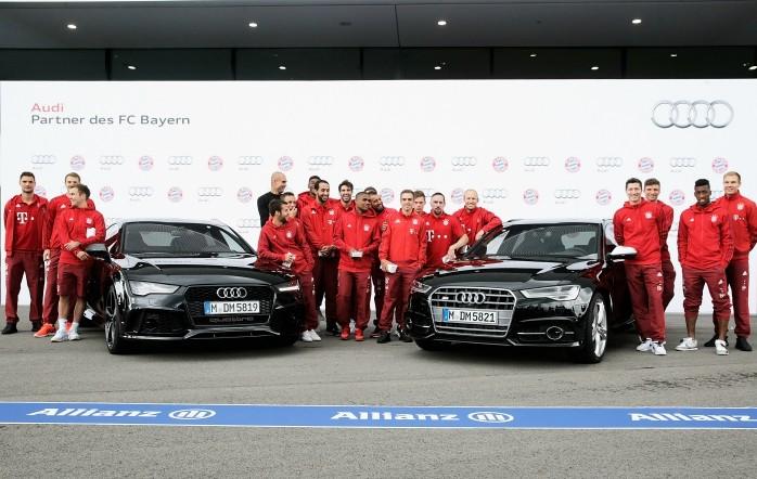 Bayern Audi