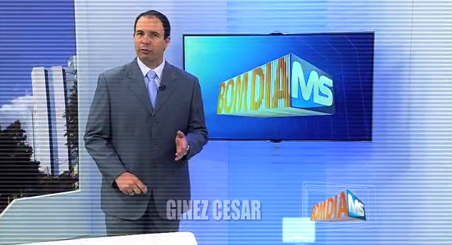 Ginez Cesar (Foto: TVMO)