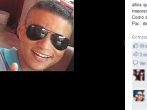 Homem de 31 anos foi morto após ser atingido por bobina em empresa de Suzano. (Foto: Reprodução/Facebook)