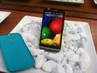 Motorola lança smartphone Moto E com TV digital por R$ 530  no Brasil