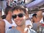 Daniel Cady, marido de Ivete Sangalo, sobre desfile: 'Momento ímpar'