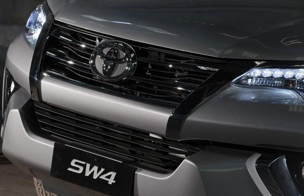 Toyota SW4 2016 (Foto: Divulgação)