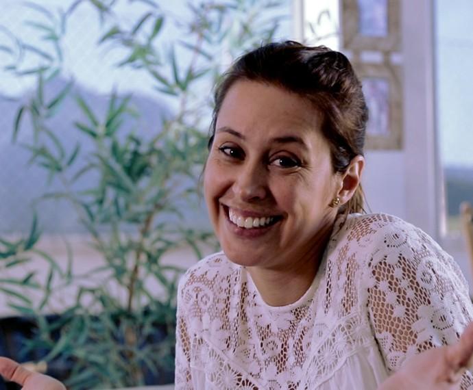 Dani Monteiro abre o jogo sobre como é a chegada do segundo filho (Foto: TV Globo)