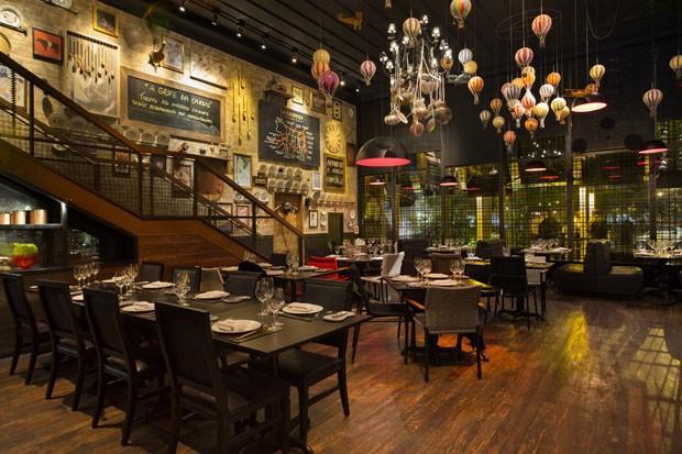 Conhecido Balões compõem o décor do La Cabrera - Casa Vogue | Restaurantes PQ62