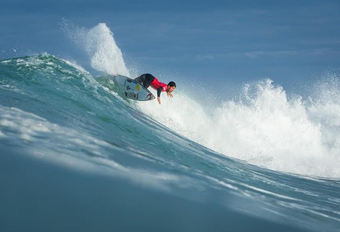 Gabriel Medina Hossegor quartas de final surfe (Foto: Divulgação/WSL)